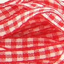 Red Gingham 5mm