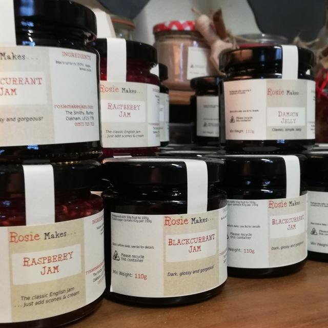 Love jam jars | Allergen List A list of allergens to be emphasised on your jar labels.