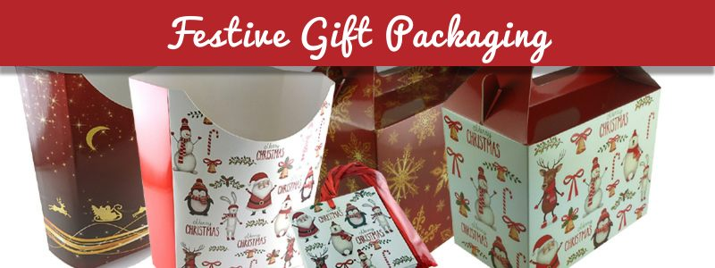 Festive Gift Packaging and Point of Sale for your preserves