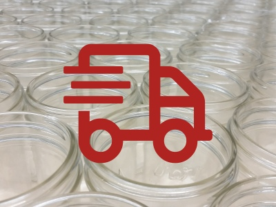Love jam jars | <i class='far fa-shipping-fast'></i> Jars in a hurry Need jars in a hurry? View our express item ready for prompt despatch.