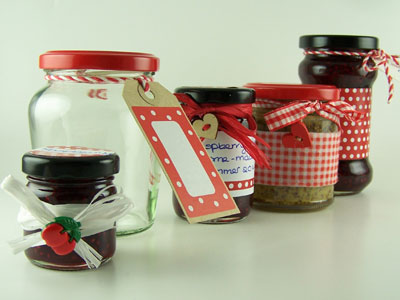 Love jam jars | Rosie's Pantry Small jar packs, labels & decorations for the home preserver