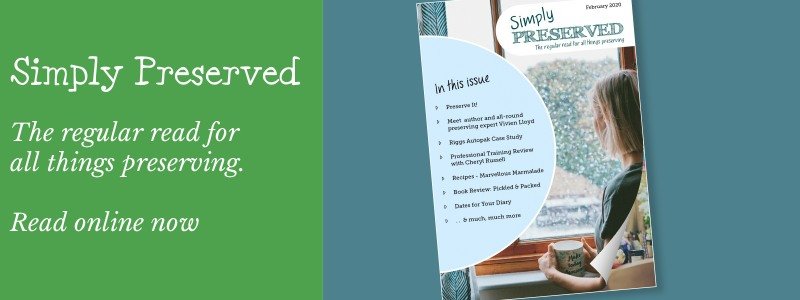 Simply Preserved - The regular read for all things preserving
