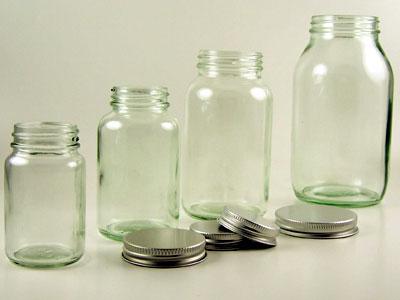 Cosmetic Powder Bottles