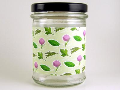 Garden Herbs Wraps