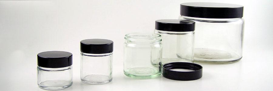 Ointment Jars