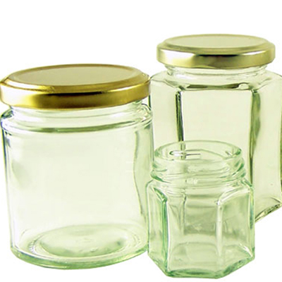 Love jam jars | Jars & Bottles Small packs of jars and bottles for home users