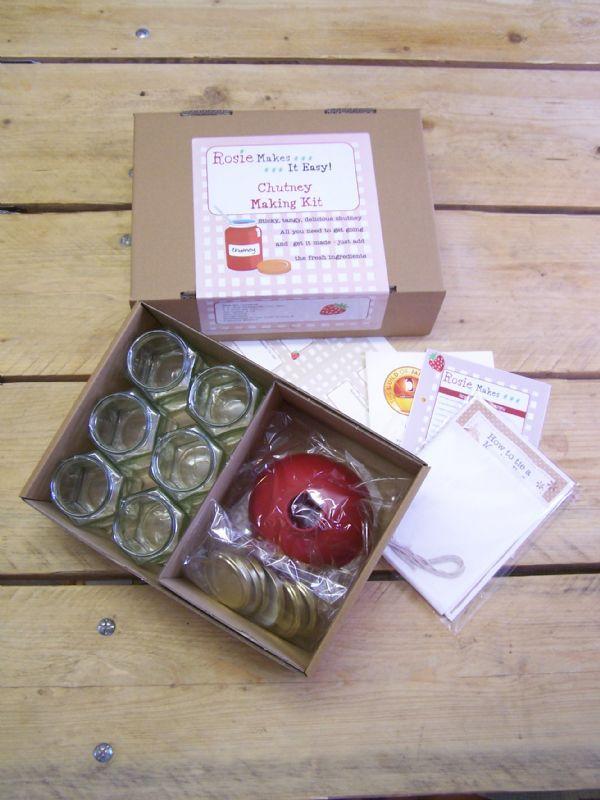 Preserve Maker's Gift Box Chutney 1