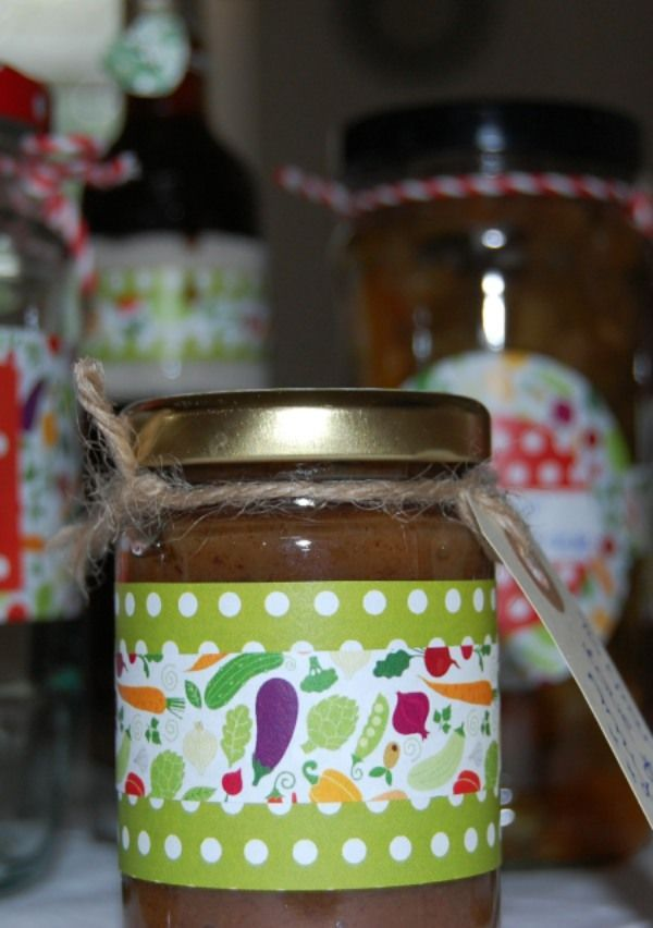 Jam Jars Round Glass 105ml 2