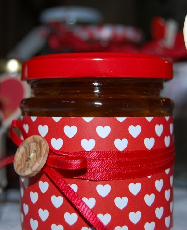 Jam Jars Round Glass 190ml 3