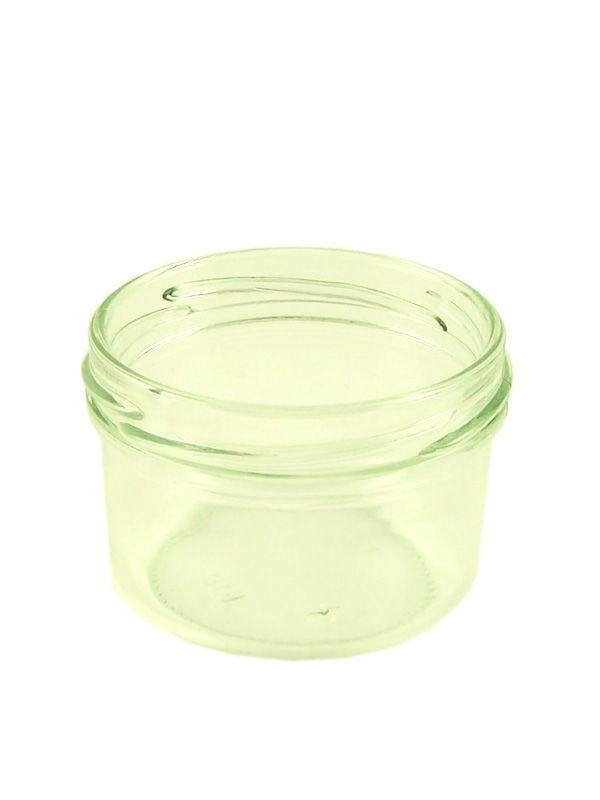 Jam Jars Round Short Glass 120ml