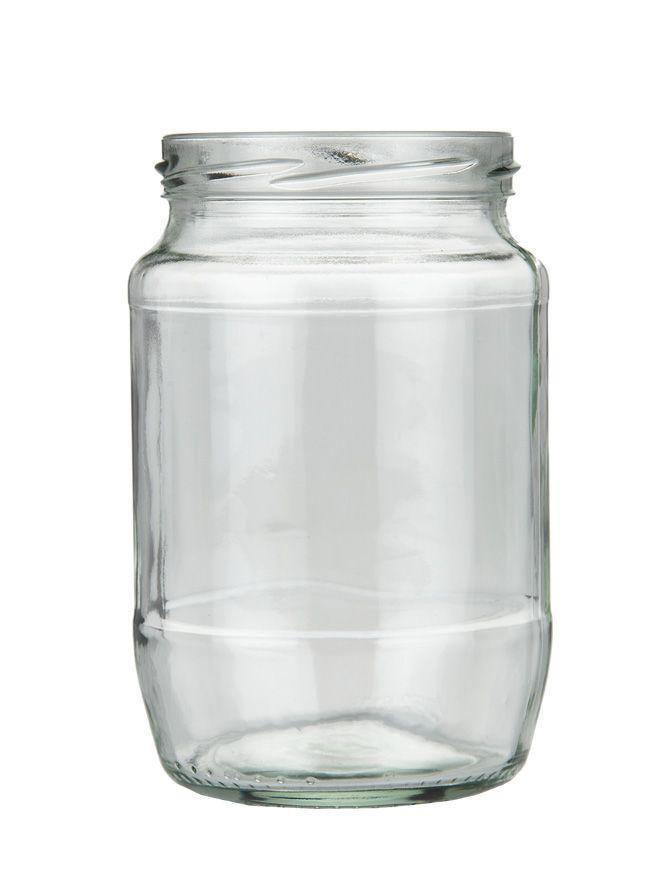 Jam Jars Round Glass 908g - 2lb (x30)
