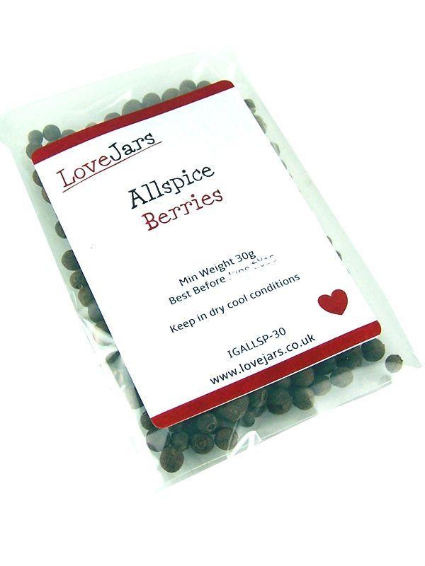 Allspice Berries 30g 2