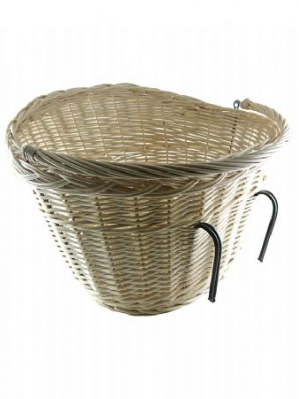 Wicker Basket - Bicycle Basket