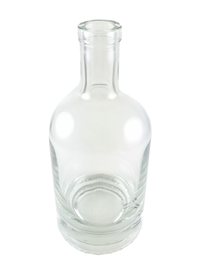Glass Arrenzo Bottle 500ml with Cork