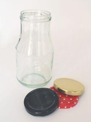 Glass Salsa Bottle 540ml