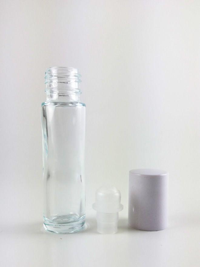 Aromatherapy Rollette Glass Bottle 10ml x 100