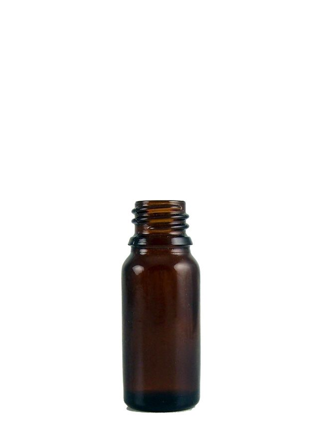 Aromatherapy Amber Glass Bottle 10ml