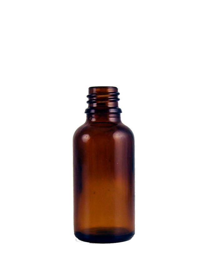 Aromatherapy Amber Glass Bottle 30ml