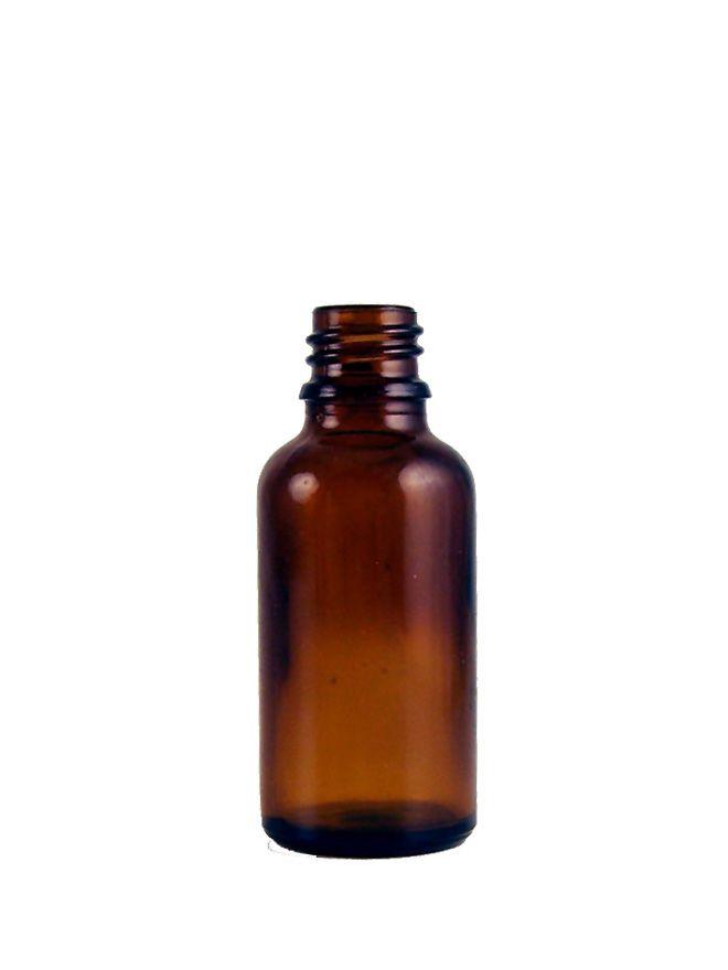 Aromatherapy Amber Glass Bottle 30ml