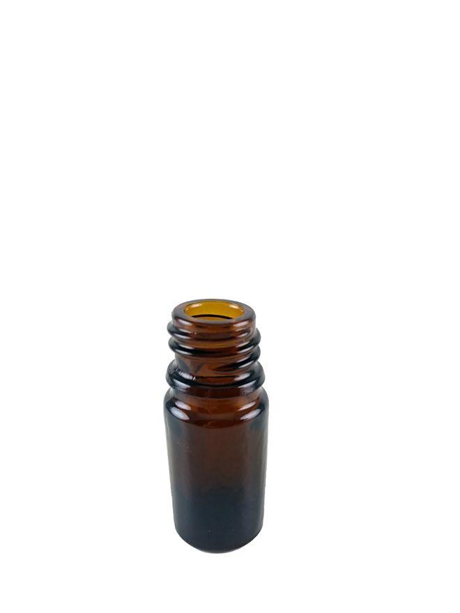 Aromatherapy Amber Glass Bottle 5ml