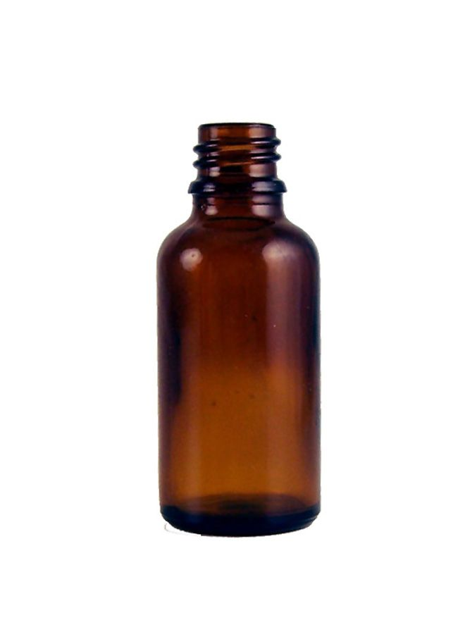 Aromatherapy Amber Glass Bottle 50ml