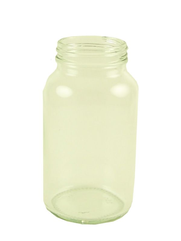 Glass Powder Bottle 250ml