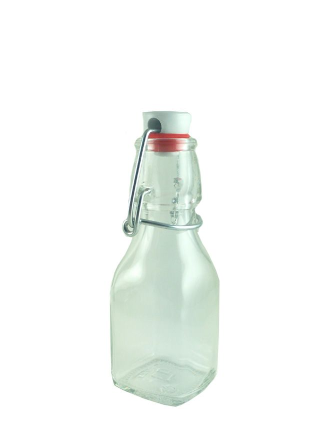 Glass Swing Top Bottle Bambino 125
