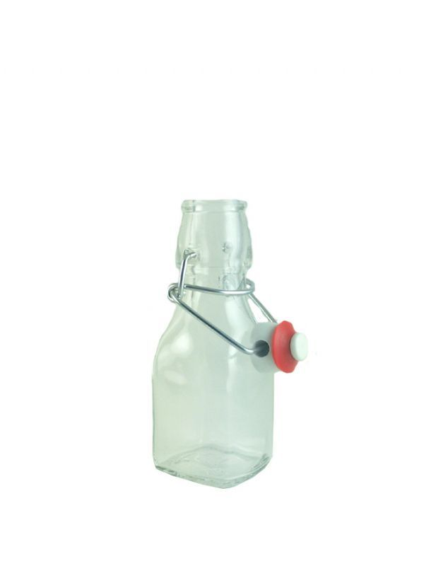 Glass Swing Top Bottle Bambino 125 2
