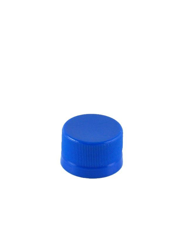 Bottle Cap 28mm Tamper Evident Duet Blue