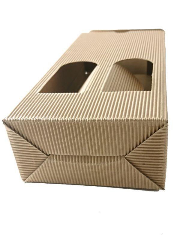 Carry Box 2 x Bottle Kraft 3