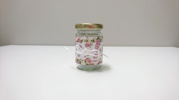 Jar Wraps - Summer Frocks Small Sprig 4