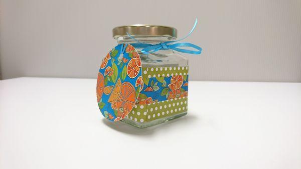 Jar Wraps - Mixed Citrus 4