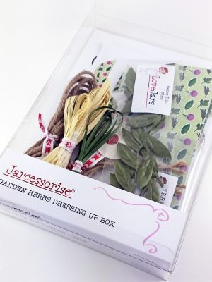 Love jam jars | - Garden Herbs Dressing Up Box