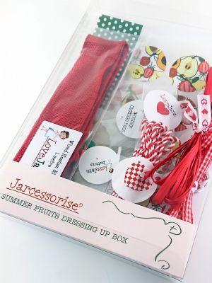 Love jam jars | - Summer Fruits Dressing Up Box