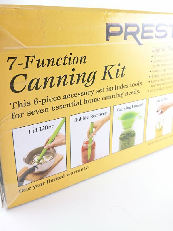 Canning Kit 1