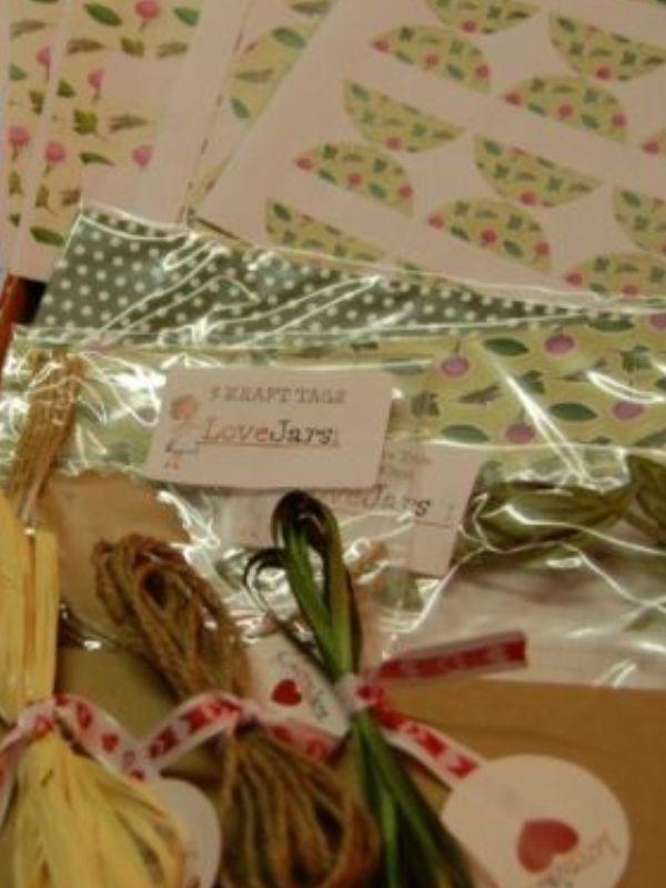 Garden Herb Dressing Up Box