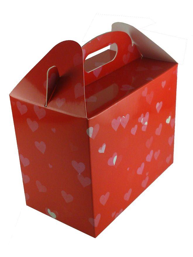 Carry Box 2 x 12oz jars Hearts (5)
