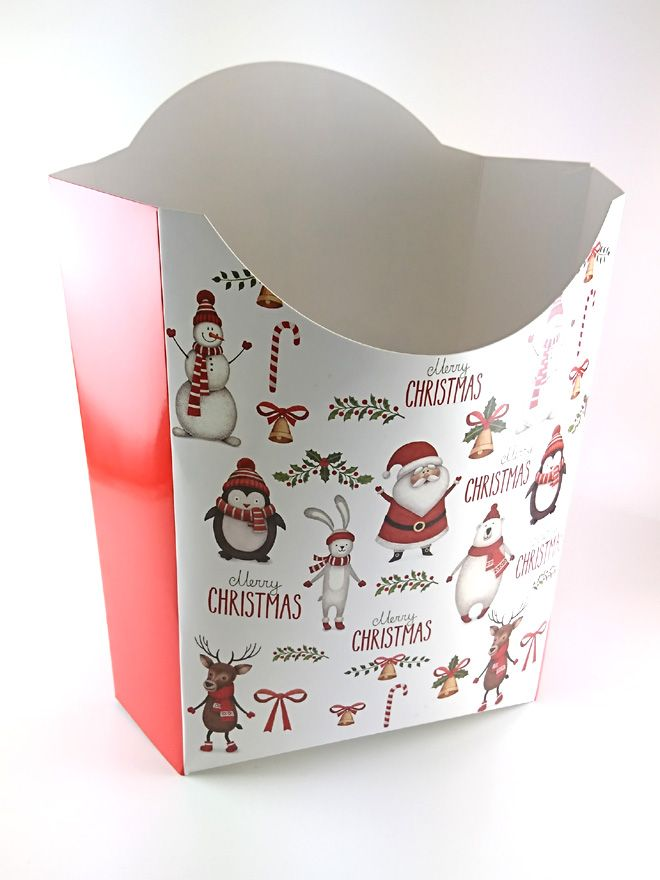 Gift Pouch Merry Christmas
