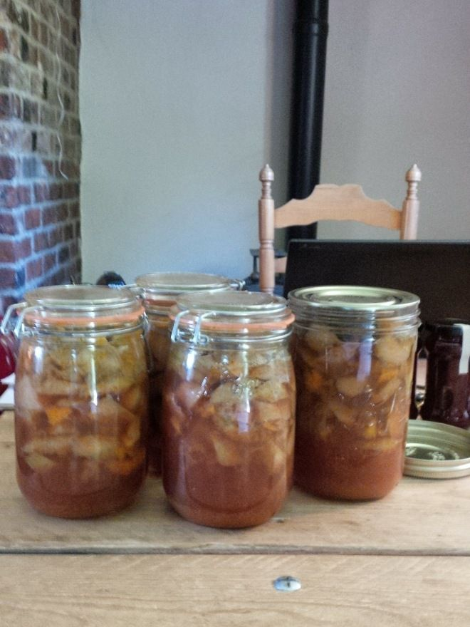 Preserving Class: Bottling and Canning