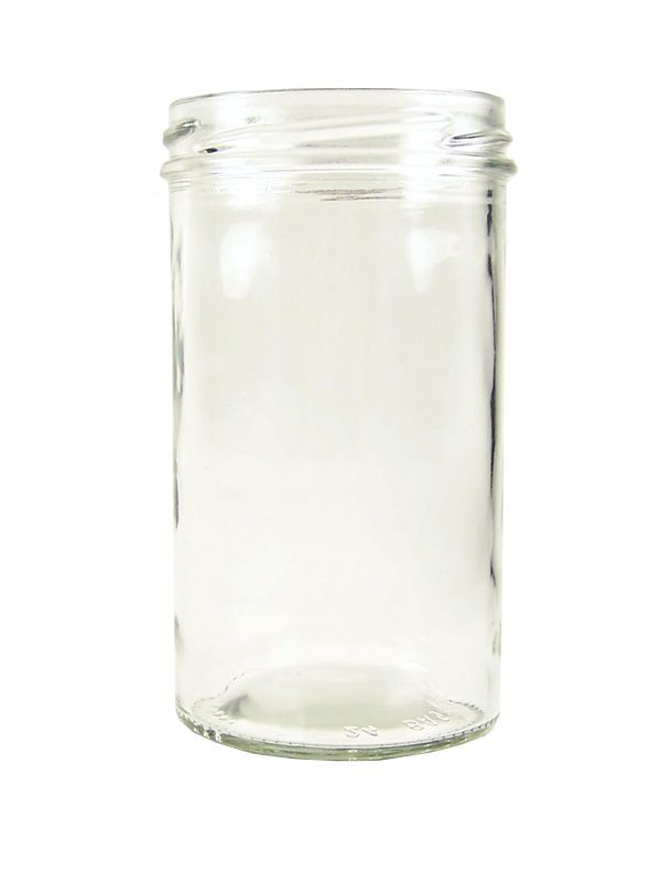 Jam Jars Round Glass Bonta 277ml (x70)