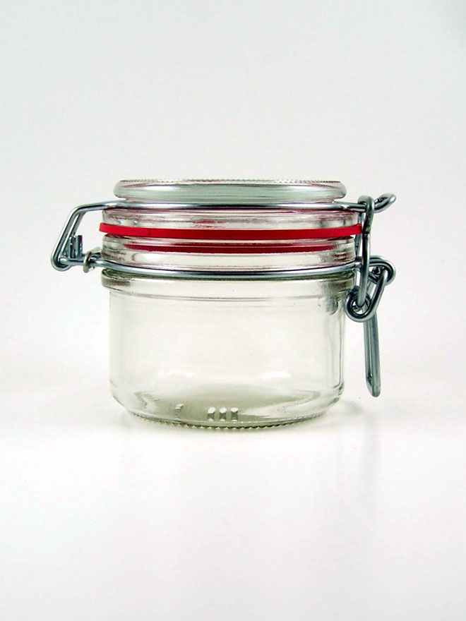 Clip top Preserving Jar 125g