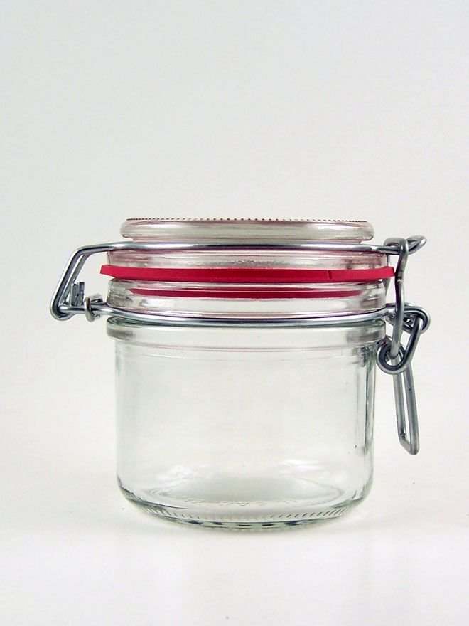 Clip top Preserving Jar 200g