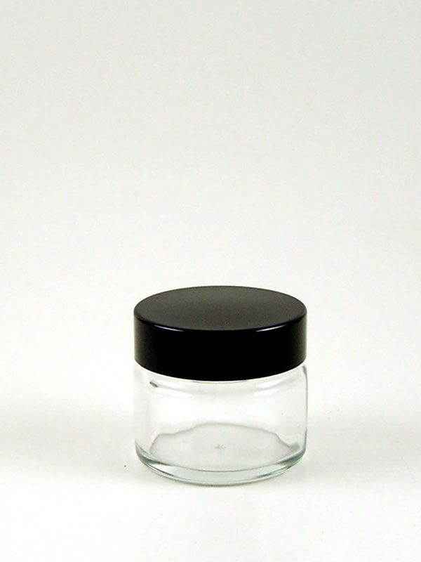 Ointment Jar 15ml with Lid Pack 10