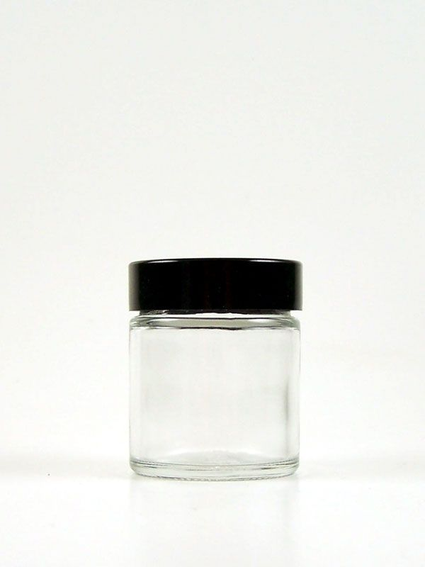 Ointment Jar 30ml with Lid