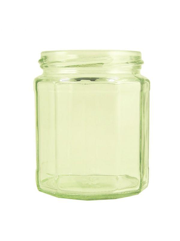 Jam Jars Dodec Glass 300ml/12oz 1