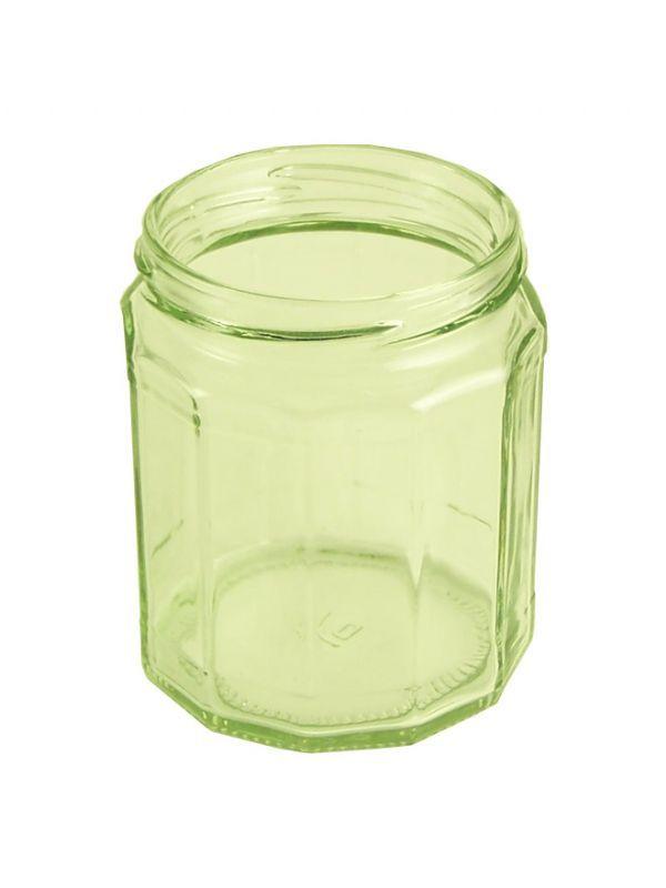 Jam Jars Dodec Glass 300ml/12oz 2