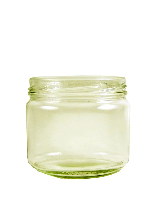 Jam Jars Round Glass 300 Lavoro