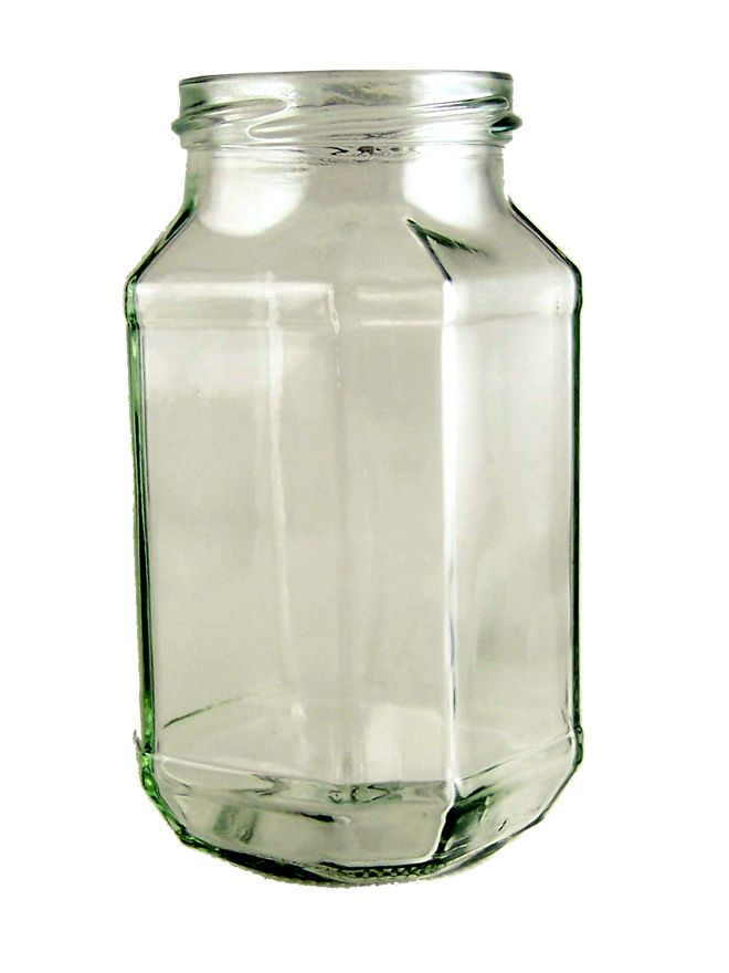 Jam Jars Quadro Glass 440ml