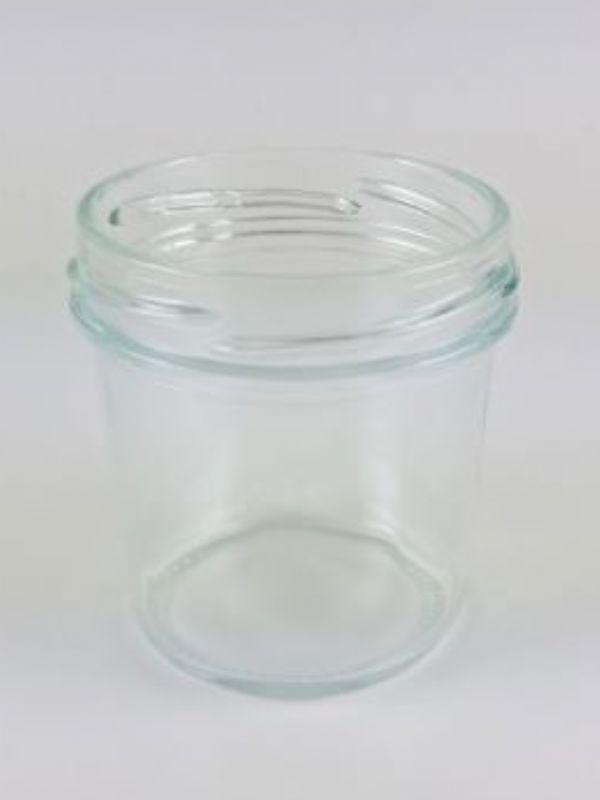 Jam Jars Round Glass Bonta 120ml