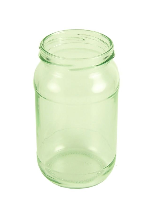 Jam Jars Round Glass 454g - 1lb